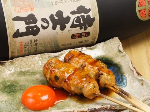 国産の朝引き鶏を使用した、新鮮な鶏料理!