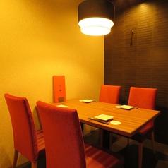 全席個室 鮮や一夜 岡山本町店の雰囲気1