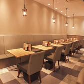 インド料理 ミラン MILAN アミュプラザ店の雰囲気2