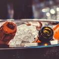 ●リオンド・モスカート・ドルチェ・スプマンテ【スパークリング/イタリア】良質のマスカットのみを選別して造られており、綺麗な酸味と旨みが特徴の低アルコールの甘口スプマンテ。アプリコットや黄桃のアロマが華やかで、きめ細かい泡が特徴です。