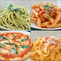 【イタリアンといったら!パスタ・ピザ♪】