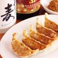 料理メニュー写真名物千葉餃子 5個