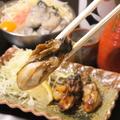 料理メニュー写真【限定】カキのバター醤油焼