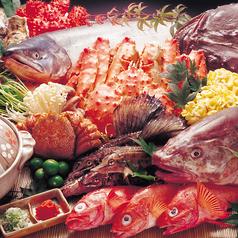 北海料理 古艪帆来 コロポックル特集写真1