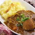 料理メニュー写真ラム肉のモロッコカレー