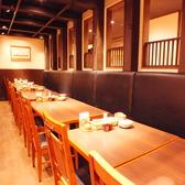 テーブルのお席は、レイアウト自由です!人数様・お席などのご相談も承りますので、店舗までお問い合わせください!