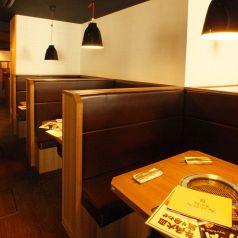 2~3名様テーブル席