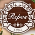 ビストロカフェ Reposのロゴ