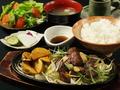 料理メニュー写真近江牛角切りステーキ