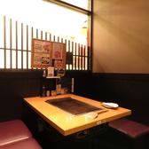 お好み焼き 千房 ちぼう 金沢フォーラス店の雰囲気2