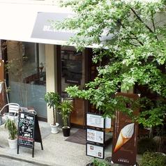 BLANK SPACE cafe&bistro ブランクスペース カフェ&ビストロの雰囲気1