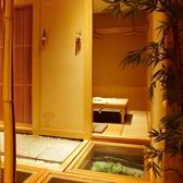 【JR川崎駅北口東スグ♪】どんな人数にも対応可能!木のぬくもりが居心地のよさを演出する個室は、会社宴会・女子会・合コン・デートなど…様々なシーンでご利用いただけます。日本酒の種類が豊富な『千の庭 川崎東口店』で記憶に残る宴会を!詳細はお気軽に店舗までお問い合わせください☆