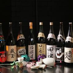 日本酒個室酒場 波鶏 はっとりの雰囲気1