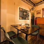 カフェクロワ cafe croix 渋谷店の雰囲気2