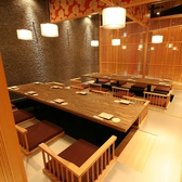 鮮や一夜 新宿東口駅前店の雰囲気3
