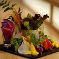 料理メニュー写真バーニャカウダー ☆全国から取り寄せた新鮮野菜☆