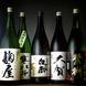 福岡の地酒を含む日本酒メニューご用意しております♪