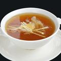 料理メニュー写真ふかひれスープ