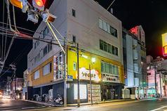 炭火野菜巻き串と炉端焼き 博多 うずまき 宮崎店の外観2