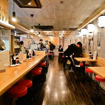 餃子酒場 ゴールド 四日市店の雰囲気1