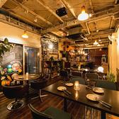 カフェクロワ cafe croix 渋谷店の雰囲気3
