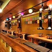焼肉 レモンサワー まるた 豊田店の雰囲気2