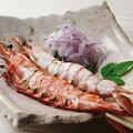 料理メニュー写真海老塩串焼き(1本)