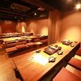 隠れ家は最大50名様までOK!!こちらの離れのプランをご利用のお客様だけ、ビールがプレミアムモルツになります♪場所は神戸市中央区北長狭通2-5-10神戸Tikビル3階。『KANNA』という美容院が目印◎各種ご宴会で旬の食材をつかったお料理で、みんなでワイワイ盛り上がろう♪予約承っております!!三宮/居酒屋/記念日/宴会
