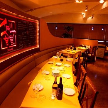 イタリア食堂 TOKABO トオカボウ 神楽坂店の雰囲気1