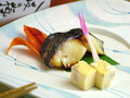 料理メニュー写真【焼魚】銀ダラ西京味噌焼