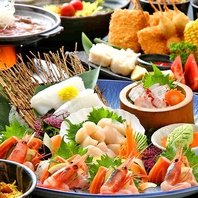 広島市で北海道食べ飲み放題2時間160品3500円