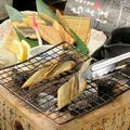 料理メニュー写真瀬戸内穴子の一夜干し