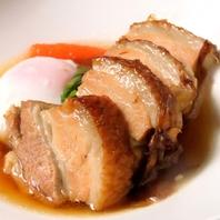 沖縄の角煮と言えばラフティ。歓送迎会にもお勧め