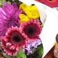 御予算に応じて【花束】ご用意致します!誕生日、送別会、結婚記念日、プロポーズにぜひ!