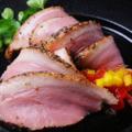 料理メニュー写真合鴨のパストラミ