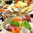 宴会コースは8品2980円から。ご要望に合わせてご提供可能です。ビールや地酒も含む飲み放題も付いており、存分にご宴会をお楽しみ頂けます。飲み放題のお時間も3時間と長めの設定のコースもご用意しております(札幌/居酒屋/天婦羅/海鮮/薩摩地鶏/宴会/日本酒/飲み放題/焼酎/歓迎会/送別会/忘年会オータムフェスト帰りに)