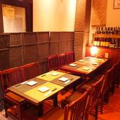 半個室は人気なので、お早目のご予約をお勧めいたします!