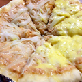 料理メニュー写真ツナマヨピザ
