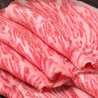 食通をも魅了する【牛長の厳選和牛】をご賞味ください。