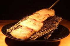 料理メニュー写真絶品国産豚大串カルビ