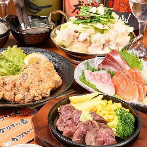 【当日OK!】選べる5種類のお鍋と居酒屋メニュー30種類食べ放題★