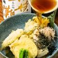 料理メニュー写真横浜野菜とあげだし豆富