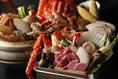 本当の漁師飯「がぶがぶ」を食せるのは、全国で当店のみ!提供時のスタッフ演出も話題の一つです!
