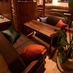 kawara CAFE&KITCHEN +PLUS 東急東横店の雰囲気1