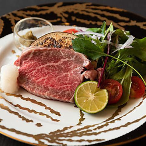 厳選された新鮮な食材と職人の技が織りなす本格日本料理の名店・・・