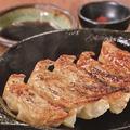 料理メニュー写真こだわりの焼餃子