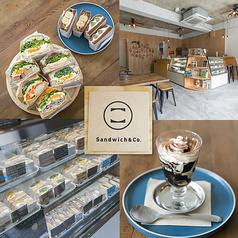 Sandwich&Co.の写真
