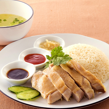 シンガポールチキンライス ベニカフェ BENI★CAFE 新宿ミロード店のおすすめ料理1