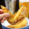 料理メニュー写真京赤地鶏の手羽唐