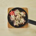 料理メニュー写真鉄板たこ焼き